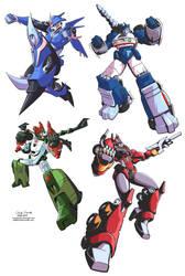 Transformers Practice Batch 1 by coreylandis