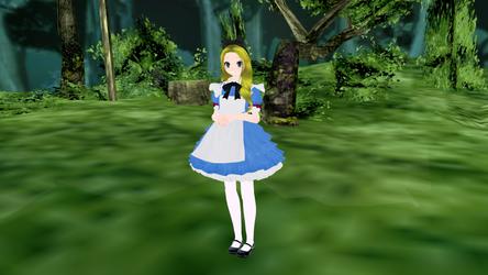 Tda Alice by WaruiKashu