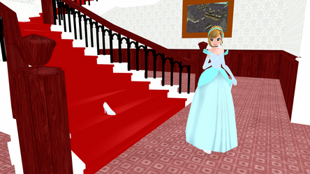 .:TDA Cinderella:. by WaruiKashu