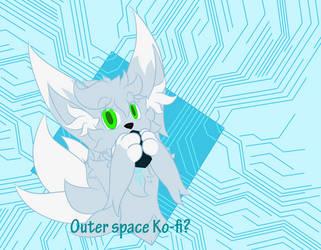 [Personal, Kofi] Outer Space energizer? Ko-fi! by Ximeon