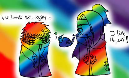::Rainbow:: by HuronGirl