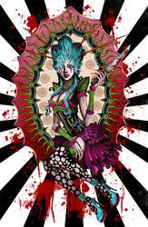 Gothic Queen by RadiusZero
