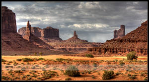 Monument Valley - Tonemapped by Karl-B