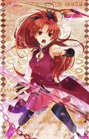 Kyouko Sakura by cika