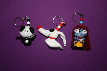 Nightmare Before Christmas by LazyTurtlesCreations