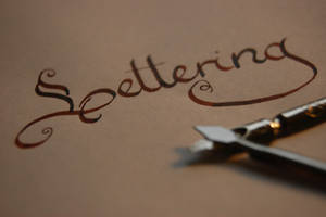 lettering by paris-dreams