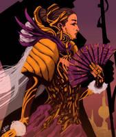 DUNE - Princess Irulan by dylsbriones