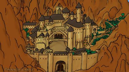 Pinnacle Castle Desktop by KayIscah