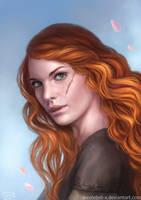 Kul Tiran Woman Commission by x-Celebril-x