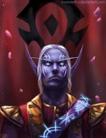 Nightborne Commission by x-Celebril-x