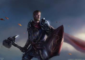 Leonidas Commission by x-Celebril-x