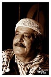Syrian Man by 3annaba