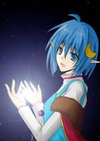Star Ocean 2 - Rena Lanford by nishikuru