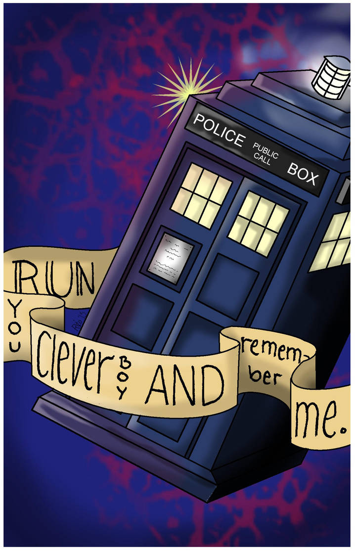 Run You Clever Boy And Remember Me By R Ico On Deviantart