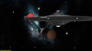 U.S.S. Enterprise 2245-2265 by TrekkieGal