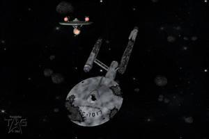 U.S.S. Constellation NCC-1017: Assistance by TrekkieGal
