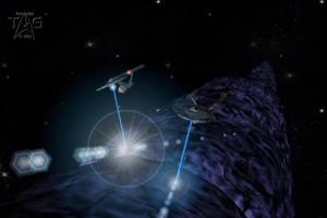 U.S.S. Constellation NCC-1017: Last Battle by TrekkieGal