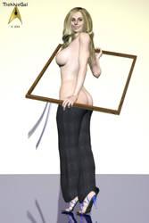 Michelle's Magic Frame by TrekkieGal