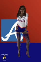 2014 Atlanta Braves by TrekkieGal