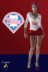 2014 Philadelphia Phillies by TrekkieGal