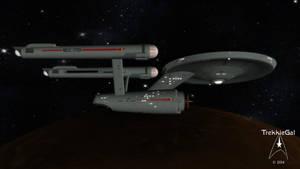 Captain's log Stardate 1513.1 by TrekkieGal