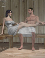 [COM] Towel Tales by TrekkieGal