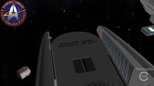 USS Triton NCC-80104 (Image 3) by TrekkieGal