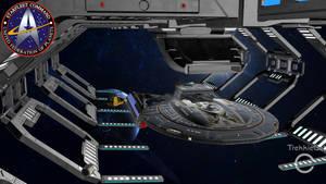 USS Triton NCC-80104 (Image 1) by TrekkieGal