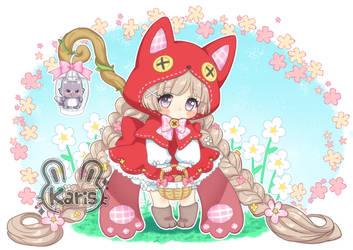 red Riding Hood-chibi by KARIS-coba
