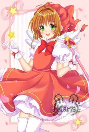 Sakura Cardcaptor by KARIS-coba