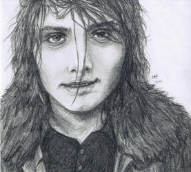Gerard Way by Kayalina