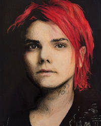 Gerard Way 7 by Kayalina