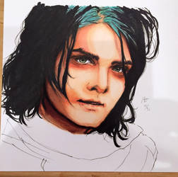 Gerard Way 11 by Kayalina