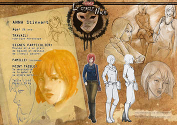 Fiche personnage by LutineSB