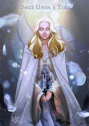 Fanart - Emma Swan by LutineSB