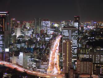 Tokyo..... by gotenkun