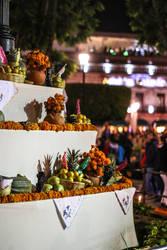 Downtown Food Altar by gotenkun
