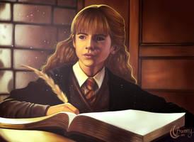HermioneColorFin by jenc