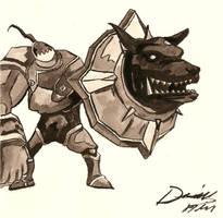 Defender - Heartless by DangoMango