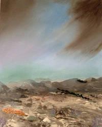 Desert Storm by judylee