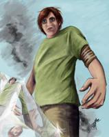Jeffery Hallbrook by etheet