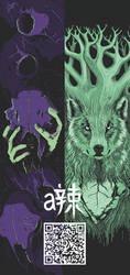 Wolfskull Longboard by etheet
