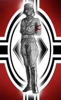 Grammar Nazi Incarnate by carnagefiend