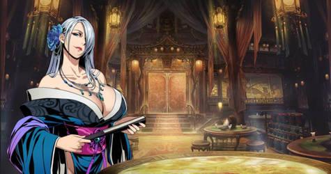 Big Boss Lady Wallpaper Engine by WallpapeEngine