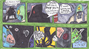 Comic Pratice thing by StormyGlaze