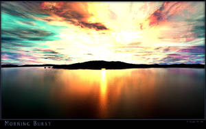 Morning Burst by IzaLoozer