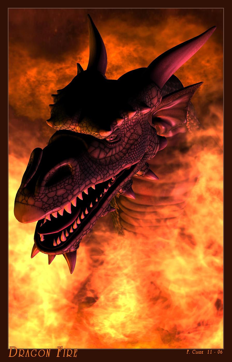 Dragon Fire by IzaLoozer