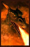 Dragon Fire II by IzaLoozer