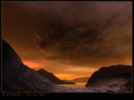 Evening Glory by IzaLoozer