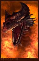 Dragon Fire III by IzaLoozer
